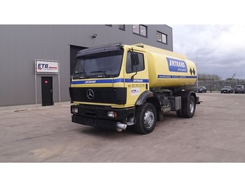 Mercedes-Benz SK 1729 (PERFECT CONDITION / V8 / 12000 L) - tank truck