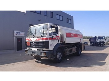 Mercedes-Benz SK 1824 (FULL STEEL / V6 / 14000L / GERMAN TRUCK) - tank truck
