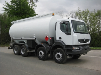 Tank truck RENAULT 440 dxi - fuel tanker - special Africa