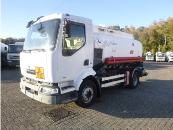 Tank truck Renault Midlum 210 4x2 fuel tank 8.7 m3 / 3 comp: picture 1