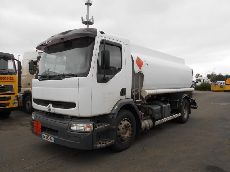 tank truck Renault Premium 250