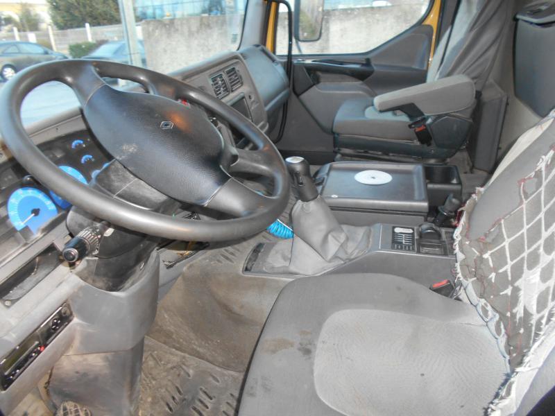 tank truck Renault Premium 420 DCI