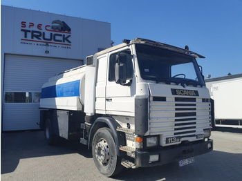 SCANIA 113.360, Full Steel, 14000L, Manual - tank truck