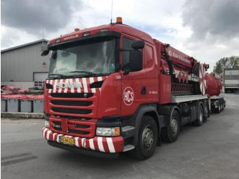SCANIA Medium length Euro 6 Medium length Euro 6 - tank truck