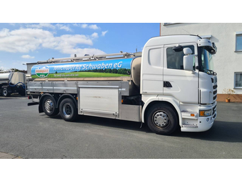 Tank truck Scania G440 6x2 (Nr. 4726): picture 1