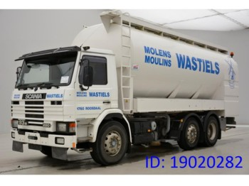 Tank truck Scania P93.280 - 6x2: picture 1