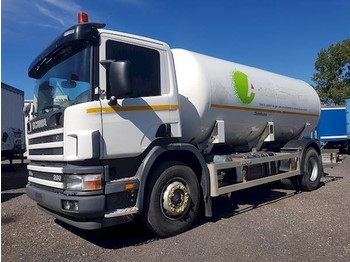 Tank truck Scania P 94 GB 260 GAS / LPG