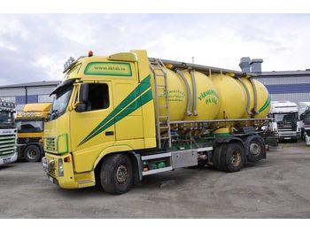 Tank truck VOLVO FH12 460 Bulkbil