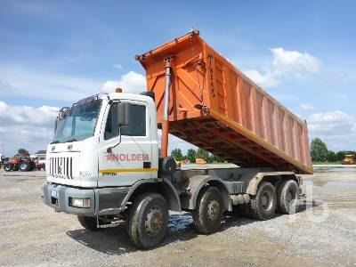 ASTRA HD7/C 84 45 8x4 tipper from Italy for sale at Truck1, ID: 3070709