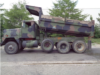 Tipper Am General M917 8X6