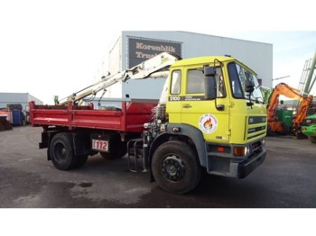 Tipper DAF 2100 TURBO INTERCOOLER