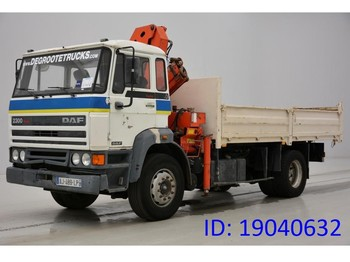 Tipper DAF 2300 Turbo