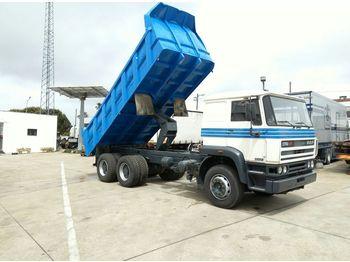 DAF 2700 ATI left hand drive 6X4 10 tyres 26 ton - φορτηγό ανατρεπόμενο