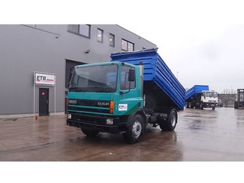 DAF 75 CF 300 (MANUAL PUMP / EURO 2) - tipper