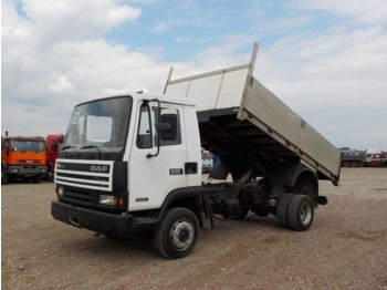 Tipper DAF 800 Turbo (FULL STEEL SUSPENSION)