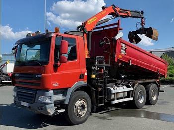 DAF 85CF 410 - φορτηγό ανατρεπόμενο