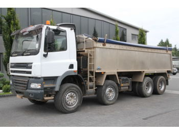 DAF BACKSIDE TIPPER DAF CF 85.360 KIPPER with SCALE! - tipper