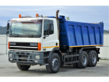 DAF CF 430 Kipper   6x4! * Top Zustand!  - tipper