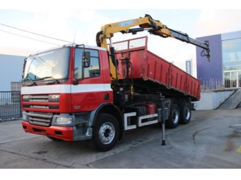 Tipper DAF CF 75.310 - EFFER 155/2S