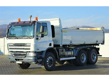 DAF CF 75.360 Kipper+Bordmatic 5,20m  Top Zustand!  - tipper