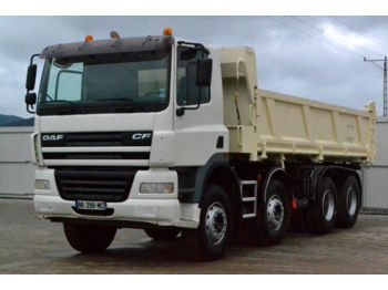 Tipper DAF CF 85.380 *Kipper 6,10 m + Bordmatic * 8x4*