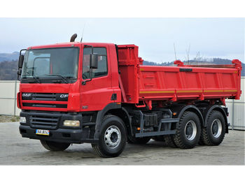 Tipper DAF CF 85.380 Kipper+Bordmatic 5,20m Top Zustand!