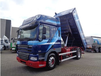 Tipper DAF CF 85.460 + EURO 5 + 3 SIDE KIPPER + PTO