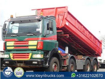 Tipper DAF CF 85.480 8x4 steel manual: picture 1