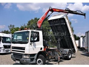 DAF FA 75-250 Darus Billencs - tipper