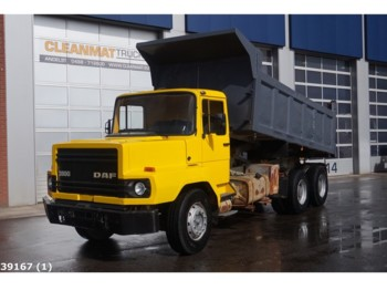 Tipper DAF NAT 2800 6x4