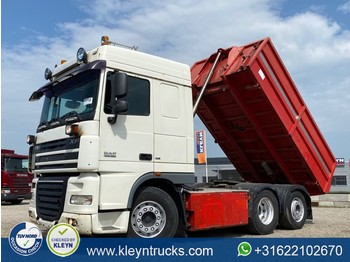 Tipper DAF XF 105.460 6x2 manual
