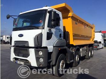FORD CARGO 2017 4142 D/AUTO-AC-E6-8x4 -HARDOX TIPPER - φορτηγό ανατρεπόμενο