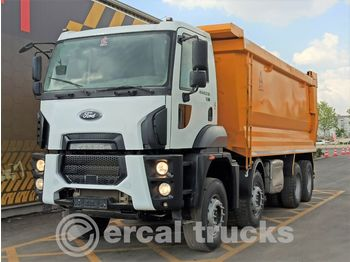Leasing FORD CARGO 4142 D E6 AC 8X4 - tipper