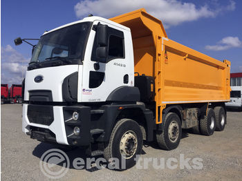 Ford Trucks 2018 4142 D EURO 6 8X4 HARDOX TIPPER 12 PCS - tipper