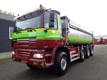 Tipper Ginaf X 4446 TS + Manual + PTO + Kipper