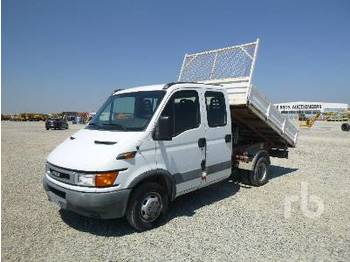 IVECO DAILY 35C11 Crew Cab - tipper