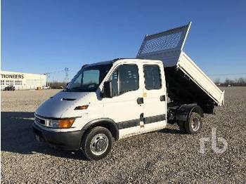 IVECO DAILY 35C13A Crew Cab - tipper