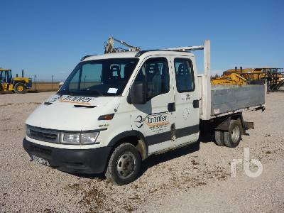 861556e387 IVECO DAILY 35C14 4x2 Crew cab tipper from Spain for sale at Truck1 ...
