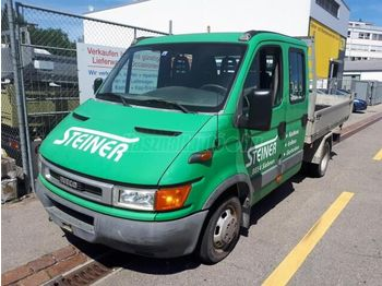 IVECO DAILY 35 C 12 DOKA 3 old. bill - tipper