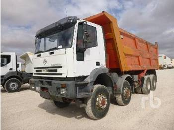 Tipper IVECO EUROTRAKKER 420 8x8: picture 1