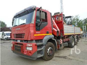 IVECO STRALIS 350 6x2 - tipper