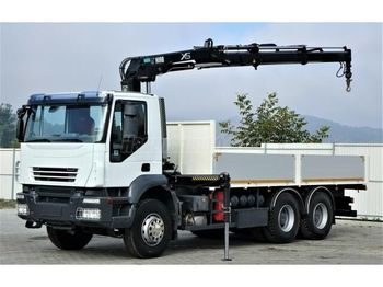 IVECO Stralis 360 6x4 Darus - tipper