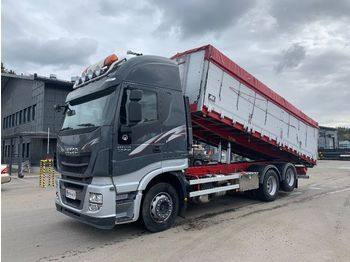 IVECO Stralis AS260S50 6x2 - tipper