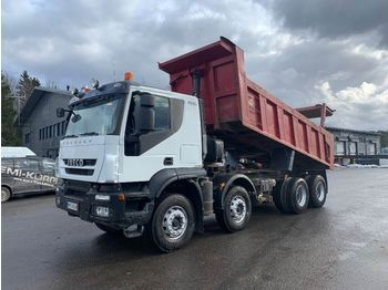 Tipper IVECO Trakker 410T50: picture 1