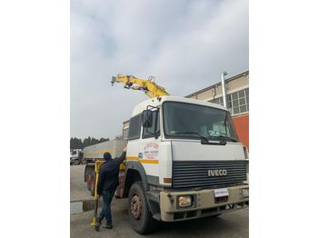 IVECO Turbostar 190 - tipper