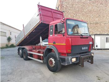 IVECO Turbostar 190.26 Turbo ZF - tipper