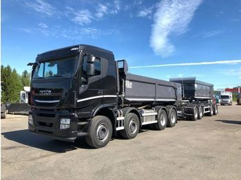 Tipper IVECO X-Way 35x57