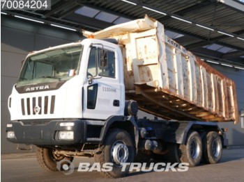 ASTRA HD8 64 41 6x4 tipper from Italy for sale at Truck1, ID: 3250556