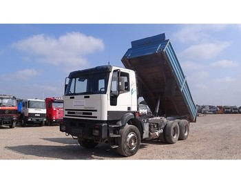 Iveco Eurotrakker 260 E 30 (BIG AXLE / STEEL SUSPENSION / MANUAL PUMP) - tipper