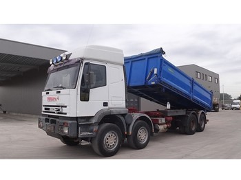 Iveco Eurotrakker 410 E 42 (MANUAL PUMP/ FULL STEEL SUSP.) - tipper